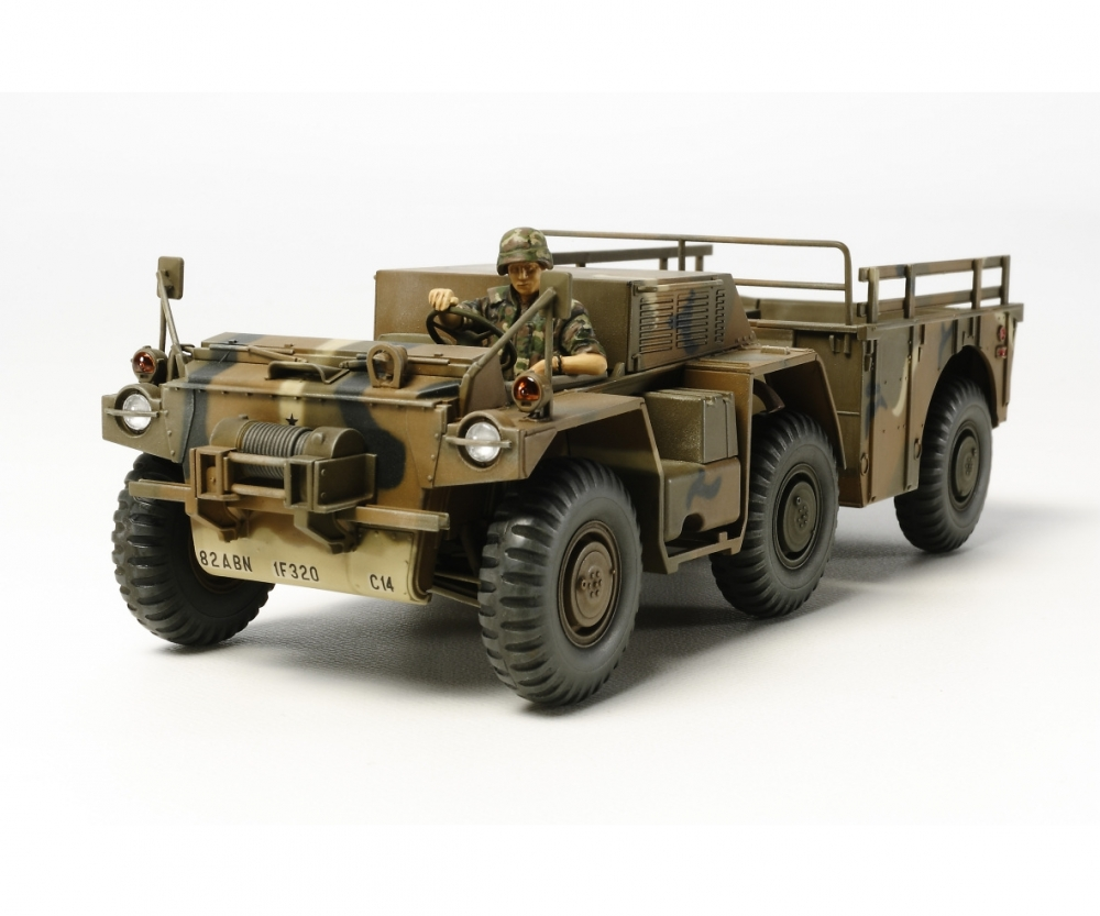 1:35 M561 6x6 Cargo Truck Gama Goat - Military 1:35 - Plastic Models