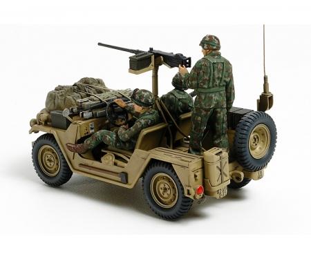 tamiya 1:35 US M151A2 Util.Transp. Grenada 1983
