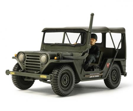 tamiya 1:35 US M151A1 Transportfahrzeug Vietnam