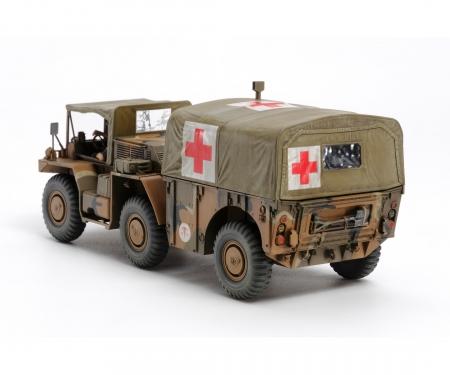 tamiya 1:35 M792 Gama Goat Ambulance Truck