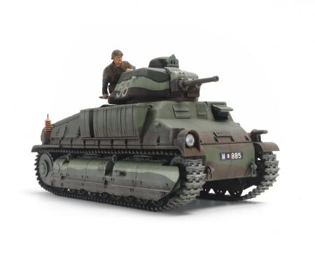 tamiya 1:35 French Med. Tank SOMUA S35