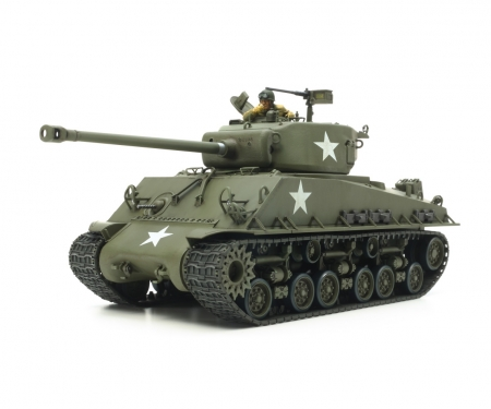 1:35 US M4A3E8 Sherman Easy Eight Euro