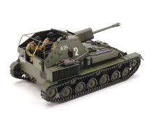 tamiya 1:35 Sov. SU-76M Self-propelled howitzer