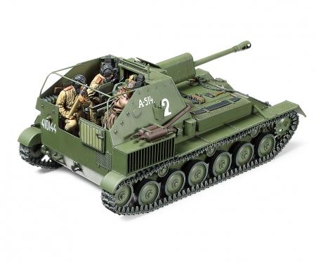 tamiya 1:35 Sov. SU-76M Panzerhaubitze