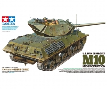 tamiya 1/35 US M10 Mid Production