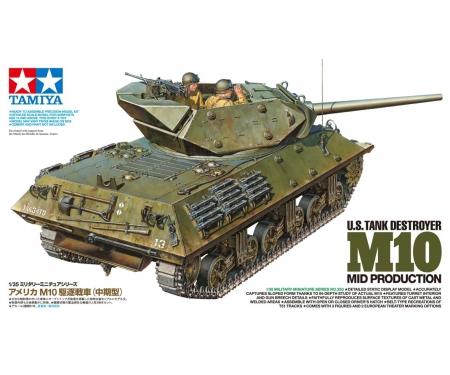 tamiya 1/35 US M10 Mid Production