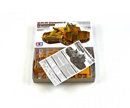 tamiya 1/35 Brummbaer Late Production