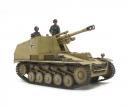 tamiya 1:35 Panzerhaubitz Wespe Italien. Front