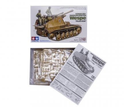 tamiya 1/35 Wespe Italian Front