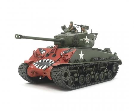 tamiya 1:35 US M4A3E8 Easy Eight Korean War