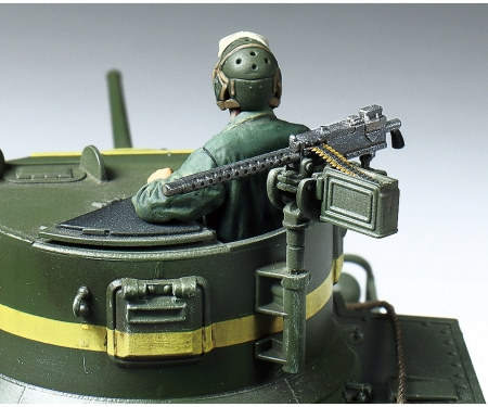 tamiya 1:35 US M3 Stuart Späte Produktion