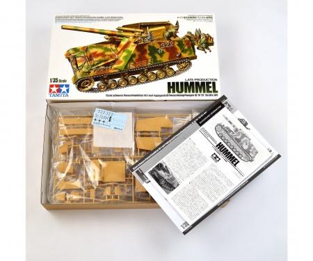 tamiya 1/35 Hummel (Late Production)