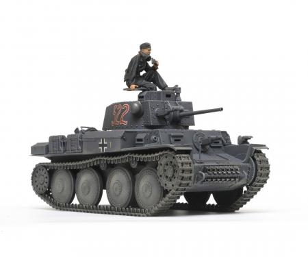 tamiya 1/35 38(t) Ausf.E/F