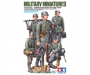 tamiya 1/35 German Infantry Mid-WWII
