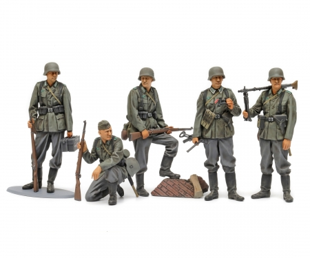 tamiya 1/35 German Infantry Mid-WWII