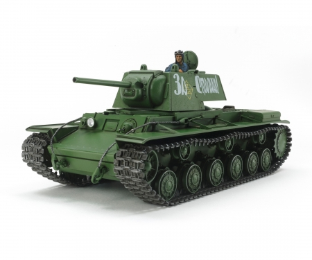 tamiya 1/35 KV-1A 1941 Early