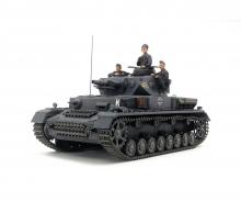 tamiya 1:35 Dt. Pz.Kpfw IV Ausf.F L24/75mm