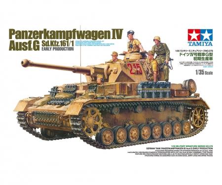 tamiya 1:35 Dt. Pz.Kpfw. IV Ausf.G Frühe.Prod.