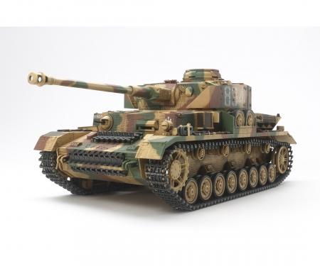 tamiya 1:16 Ger. PzKpfw.IV Ausf.J Static(Motor)