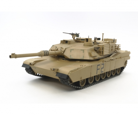 tamiya 1/16 M1A2 Abrams (Display)