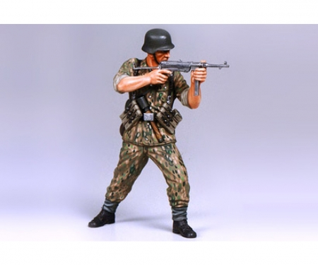 tamiya 1:16 Figur Deut. Infanterie Soldat