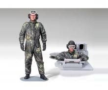 tamiya 1:16 Fig. Bundeswehr Besatz Leopard (2)