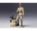 tamiya 1:16 WWII Figur Dt. Panzersoldat Afrika