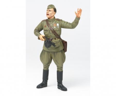 tamiya 1:16 Figur Russischer Kommandant