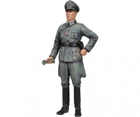 tamiya 1:16 WWII Wehrmacht Offizier