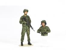tamiya 1:16 JGSDF Tank Figure Set