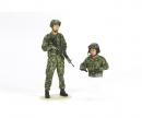 1:16 JGSDF Tank Figure Set
