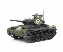 tamiya 1:35 US M24 Chaffee light Tank