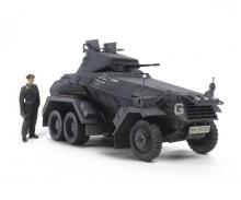 tamiya 1:35 SdKfz.231 6-Rad Panzerspähwagen