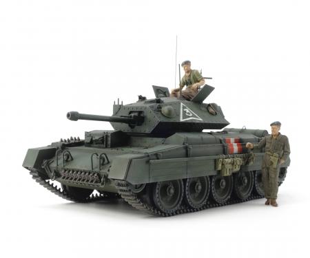 1:35 Brit. Cusader Mk.III Med. Tank
