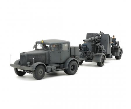 1/48 SS-100 & 88mm Flak37