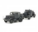 1:48 Zgm. SS-100 m. 88mm Flak37 Set