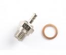 tamiya Glow Plug N4 Standard (1) TGS/TNS/TGX