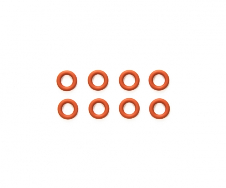 tamiya TRF O-Ring rot 5 mm (8) Kegeldifferenz.