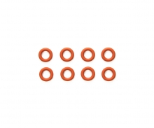 tamiya TRF 5mm O-Ring red (8) Gear Differential