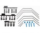 tamiya TRF418/417/TB04 Stabilizer Set F/R (3+3)