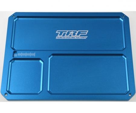 tamiya TRF Aluminium Parts Tray 110x140mm