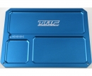 tamiya TRF Aluminium Parts Tray 110x140mm