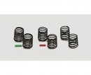 tamiya TC Large Dia. Short Spring Set (3x2)