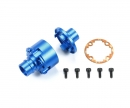 TB-05 Alu. Diff Housing Set