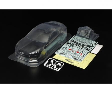 tamiya Subaru BRZ LW Body