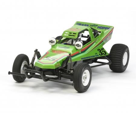 tamiya 1:10 RC The Grasshopper'05 Candy Green