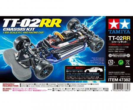 TT-02RR Chassis Kit