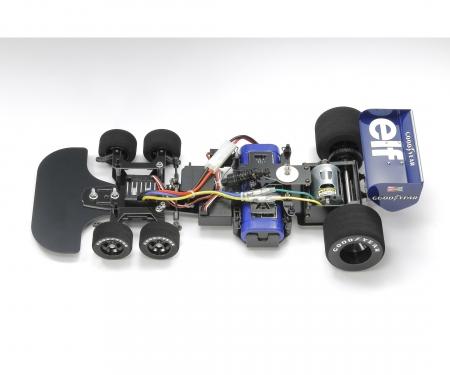1:10 RC Tyrrell P34 Monaco lack.Kar.
