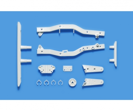 WR-02CB F Parts Frame Whi