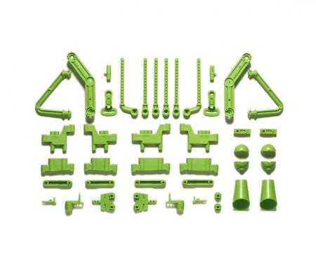 WR-02CB L/N Parts Green